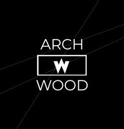 Archwood Logo for Side Menu