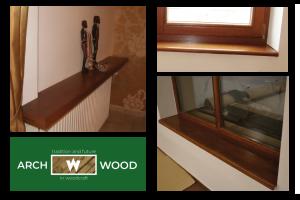 Lucrare-Archwood-glafuri-lemn-stratificat