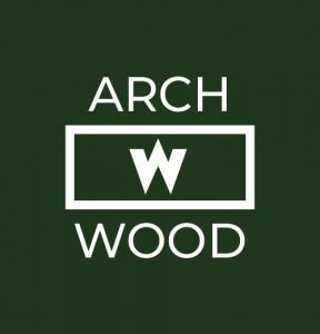 Logo Archwood Design SRL pentru dispozitive cu ecran de tip Retina